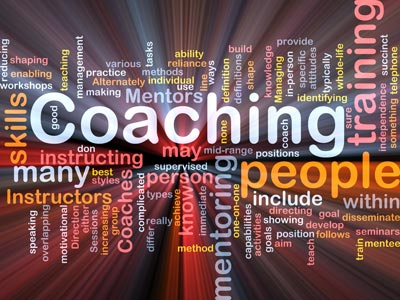 The term coaching covers a plethora of concepts
